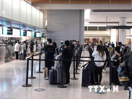 Dịch COVID-19: Đưa 340 công dân Việt Nam từ Israel về nước