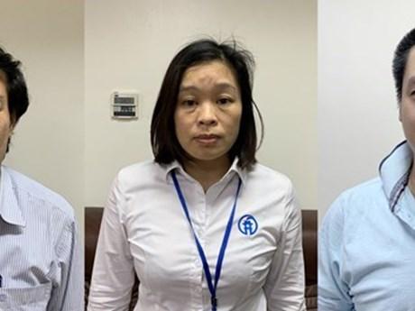 Vụ CDC Hà Nội: Cáo trạng xác định Nguyễn Nhật Cảm giữ vai trò chủ mưu