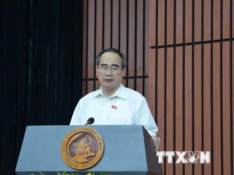TP.HCM: Tiếp tục đẩy mạnh phòng chống tham nhũng, lãng phí, sai phạm