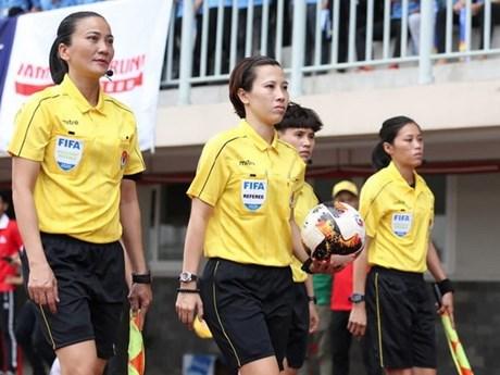 Hai đại diện Việt Nam vào danh sách ứng viên VCK bóng đá nữ thế giới