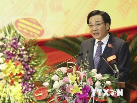 Ông Trần Văn Sơn kiêm giữ chức Chánh VP Ban Cán sự đảng Chính phủ