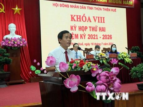 Thủ tướng phê chuẩn Chủ tịch, Phó Chủ tịch Ủy ban Nhân dân của 5 tỉnh