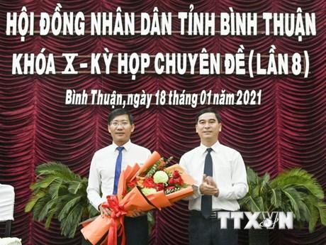 Thủ tướng Chính phủ phê chuẩn nhân sự hai tỉnh Bình Thuận và Bình Định