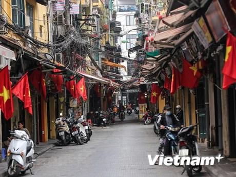 Hàng quán tại Hà Nội thế nào sau lệnh đóng cửa phòng chống COVID-19?