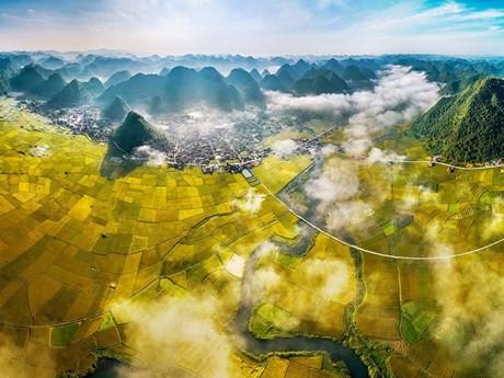 [Photo] Cảnh sắc Việt đẹp hút hồn trong những bức ảnh nghệ thuật