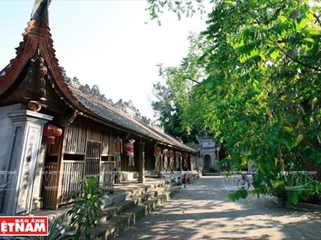 Làm rõ trách nhiệm về việc để xảy ra mất trộm cổ vật ở di tích Hà Nội | Văn hóa | Vietnam+ (VietnamPlus)