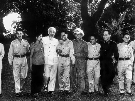 Trình chiếu 5 bộ phim kỷ niệm 130 năm Ngày sinh Chủ tịch Hồ Chí Minh   Điện ảnh   Vietnam+ (VietnamPlus)