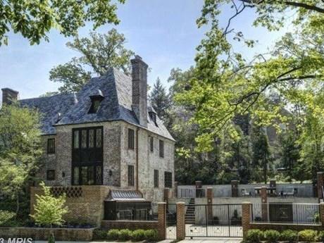 Choáng với vẻ đẹp của dinh thự ông Obama sắp dọn tới sống