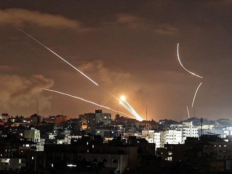 Cuộc đụng độ bạo lực giữa Israel và Palestine trong tháng 5/2021 | Trung Đông | Vietnam+ (VietnamPlus)
