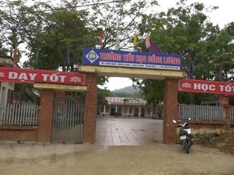 Từ vụ học sinh bị đâm tử vong, lộ lỗ hổng bảo vệ trong các nhà trường | Giáo dục | Vietnam+ (VietnamPlus)