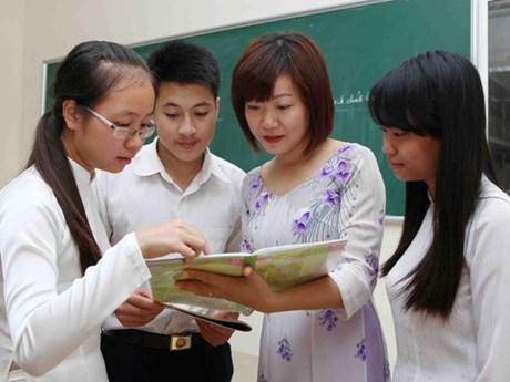 25 trường thi hùng biện tiếng Anh nhân quan hệ 25 năm Việt Nam-Hoa Kỳ | Giáo dục | Vietnam+ (VietnamPlus)