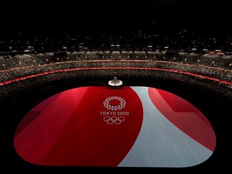 [Trực tiếp] Lễ khai mạc Thế vận hội mùa Hè Olympic Tokyo 2020