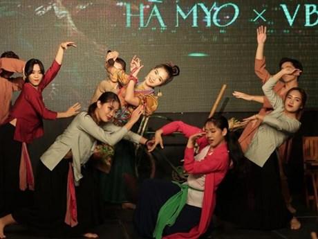Xẩm kết hợp với Rap và nhạc điện tử trong MV táo bạo của Hà Myo
