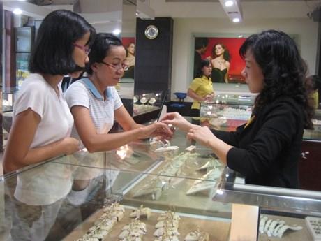 Vàng SJC giảm 470.000 đồng so với mở cửa đầu tuần