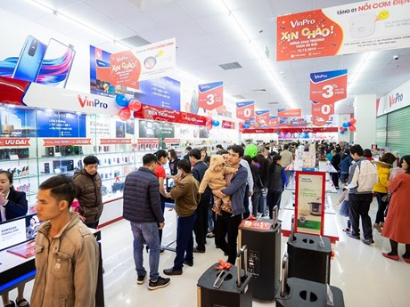 Tập đoàn Vingroup chính thức công bố rút khỏi lĩnh vực bán lẻ | Kinh doanh | Vietnam+ (VietnamPlus)