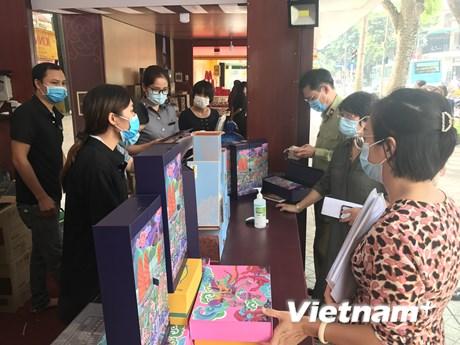 Hà Nội: Rà soát từ cơ sở, ngăn chặn bánh Trung Thu ''bẩn'' ra thị trường