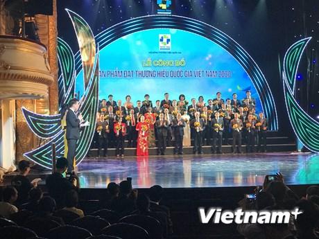 Thương hiệu quốc gia: Bước tiến vượt bậc của các sản phẩm Việt