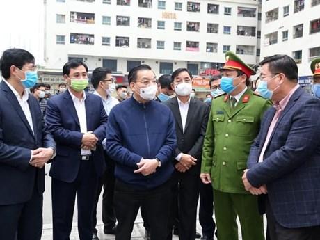 Chủ tịch UBND Hà Nội: Xử phạt nghiêm các trường hợp không khai báo