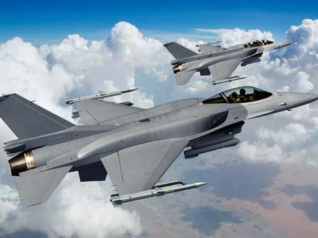Indonesia tiếp nhận 24 máy bay chiến đấu F-16 của Mỹ