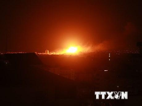 AL: Hành động gây hấn của Israel khiến bạo lực leo thang ở Dải Gaza