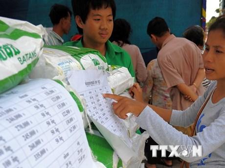 Campuchia và Myanmar phản đối quyết định của EU áp thuế nhập khẩu gạo