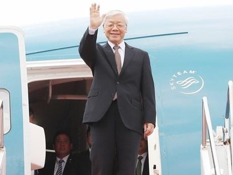 Quan hệ đặc biệt Việt Nam-Lào sẽ mãi không ngừng phát triển | Chính trị | Vietnam+ (VietnamPlus)