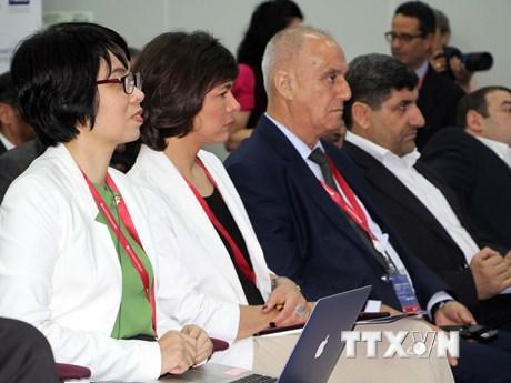TTXVN tham dự Diễn đàn Kinh tế Quốc tế Saint-Petersburg 2019 | Chính trị | Vietnam+ (VietnamPlus)