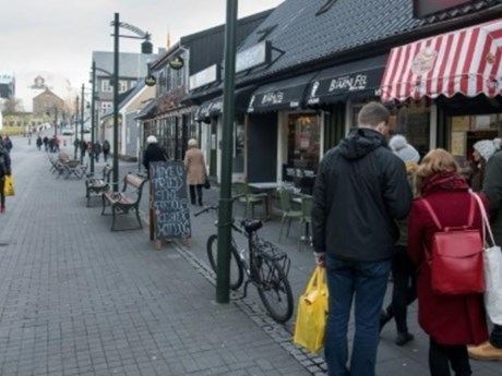 Iceland là quốc gia có chi phí sinh hoạt đắt đỏ nhất châu Âu | Phong cách | Vietnam+ (VietnamPlus)
