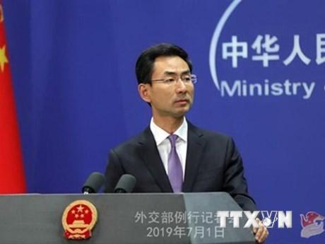 Trung Quốc cảnh báo trừng phạt các công ty Mỹ bán vũ khí cho Đài Loan