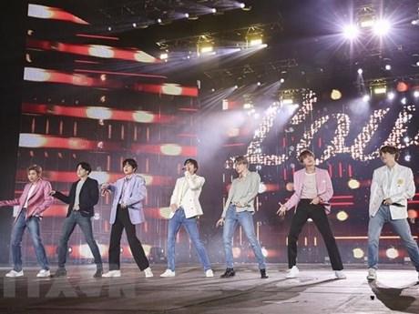 Nhóm nhạc BTS hủy các show diễn tại Hàn Quốc vì COVID-19 | Âm nhạc | Vietnam+ (VietnamPlus)
