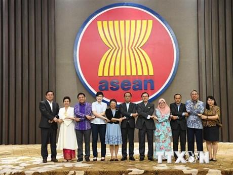 Cuộc họp lần thứ 60 Nhóm Đặc trách Sáng kiến Liên kết ASEAN