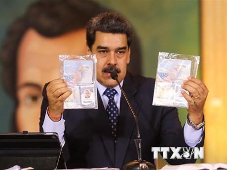 Venezuela bắt thêm 3 lính đánh thuê liên quan đến hoạt động xâm nhập   Châu Mỹ   Vietnam+ (VietnamPlus)