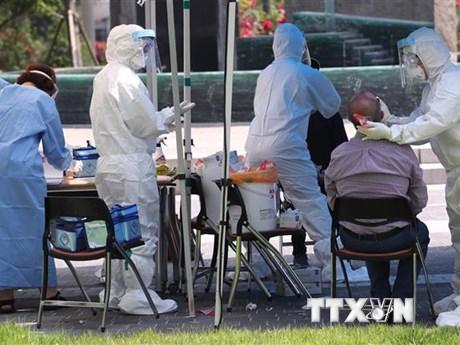 Hàn Quốc, Thái Lan tiếp tục ghi nhận thêm các ca nhiễm mới COVID-19