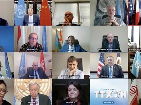 Hội đồng Bảo an Liên hợp quốc thông qua nghị quyết về COVID-19 | Sức khỏe | Vietnam+ (VietnamPlus)