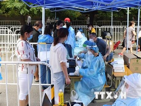 Trung Quốc, Hàn Quốc tiếp tục ghi nhận thêm các ca nhiễm mới COVID-19