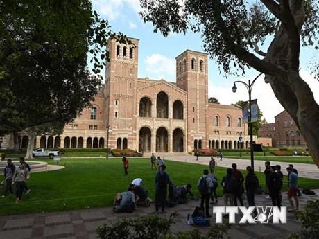 Bang California kiện Chính quyền Mỹ về chính sách visa cho du học sinh | Đời sống | Vietnam+ (VietnamPlus)