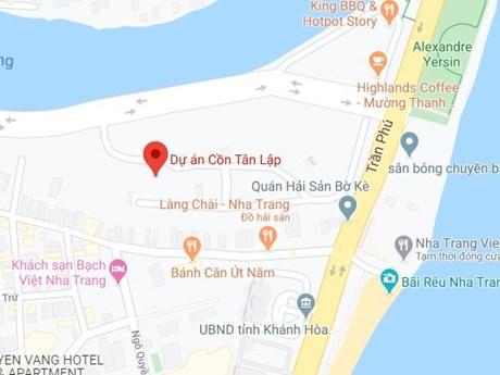 Về sai phạm ở Dự án do Công ty CP Sông Đà Nha Trang làm chủ đầu tư   Pháp luật   Vietnam+ (VietnamPlus)