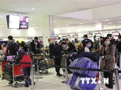 Đưa 350 công dân Việt Nam từ Australia về nước an toàn | Người Việt bốn phương | Vietnam+ (VietnamPlus)