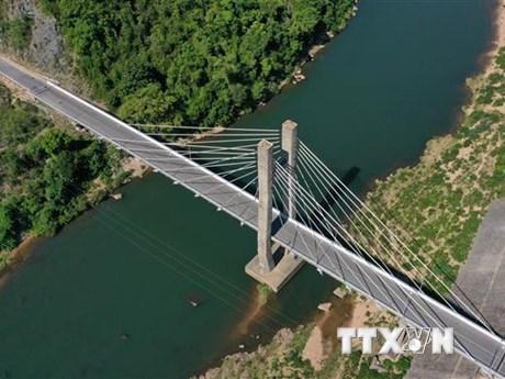 23 cầu trên các tuyến quốc lộ: Động lực phát triển kinh tế-xã hội   Giao thông   Vietnam+ (VietnamPlus)