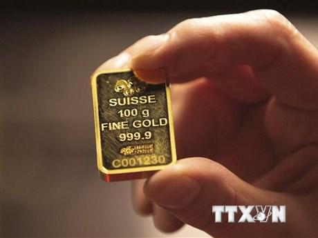 Giá vàng thị trường thế giới tiếp tục xác lập kỷ lục mới