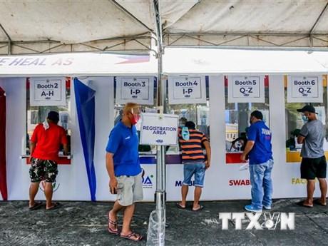 Philippines, Indonesia ghi nhận hơn 3.000 ca mắc mới...