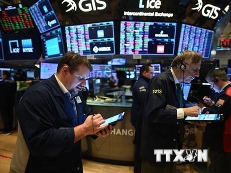 Thị trường chứng khoán Mỹ tiếp tục tăng điểm trong phiên 28/9