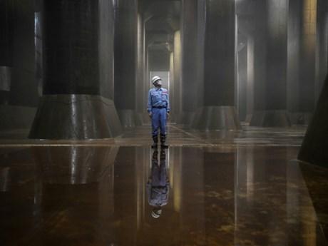 Hệ thống đường hầm chống ngập - 'Tấm bùa' bảo vệ Tokyo trước thủy thần