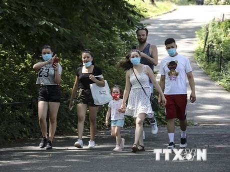 Bang New York công bố kế hoạch tiêm vắcxin ngừa COVID-19