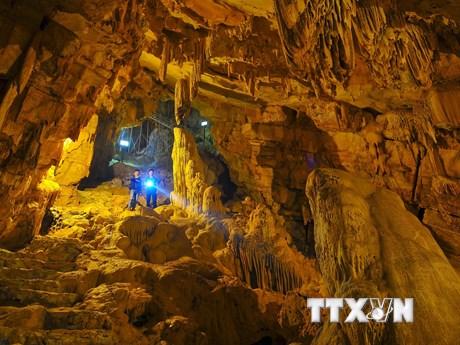 Khám phá vẻ đẹp động Vái Giời - chốn bồng lai tiên cảnh ở Ninh Bình