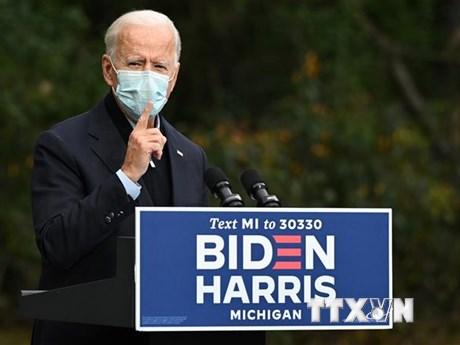 Ông Joe Biden lên kế hoạch cho lễ nhậm chức tổng thống