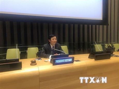 Việt Nam kêu gọi thúc đẩy tiến trình chính trị tại Libya