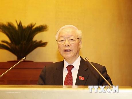 Toàn văn bài phát biểu quan trọng của Tổng Bí thư Nguyễn Phú Trọng