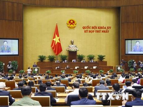 Quốc hội nghe báo cáo về kế hoạch phát triển KT-XH giai đoạn 2021-2025