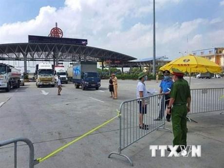 Hà Nội ngày đầu thực hiện Chỉ thị 16: 'Lá chắn thép' bảo vệ Thủ đô